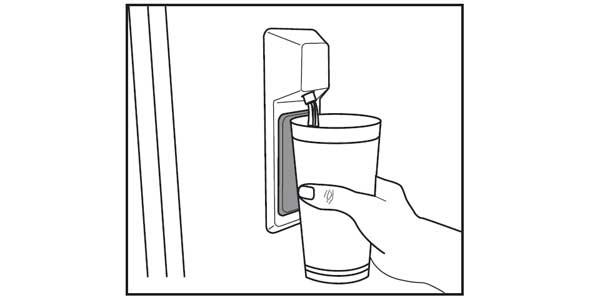 entretien distributeur d'eau automatique