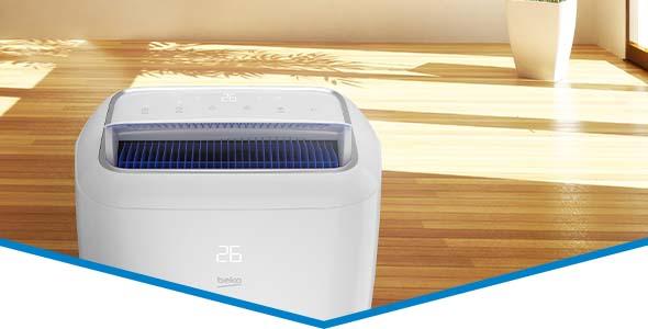 Simplicité d'utilisation des climatiseurs Beko