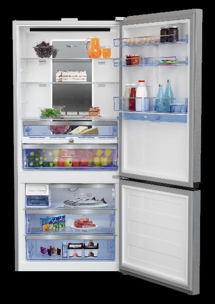 frigo combine grand volume pas cher