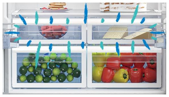 frigo special longue conservation