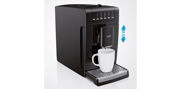 Machine caf avec broyeur beko france - Machine a cafe avec broyeur integre ...
