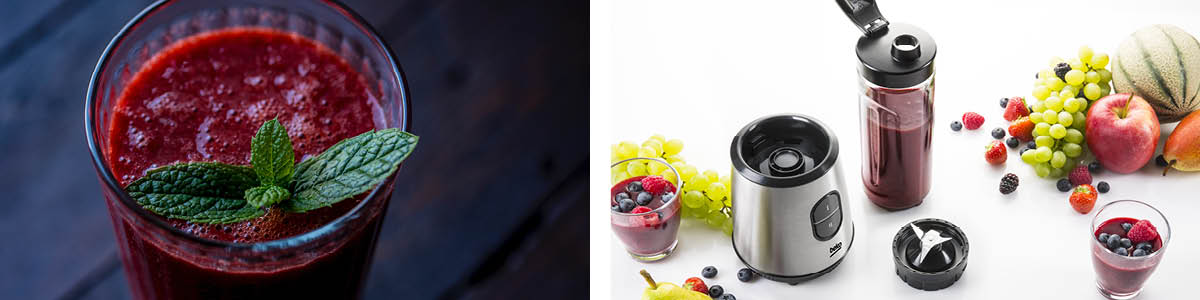 Mini Blender ProVitality by Beko