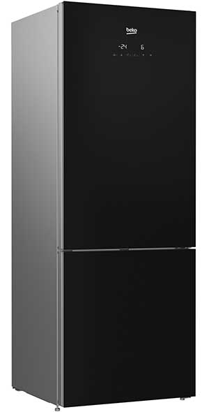 refrigerateur noir design