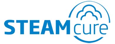 logo steamcure